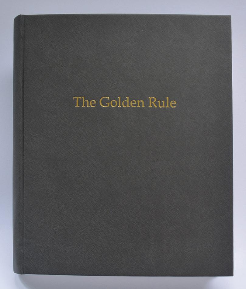 "Ann Kalmbach & Tatana Kellner, ""The Golden Rule"""