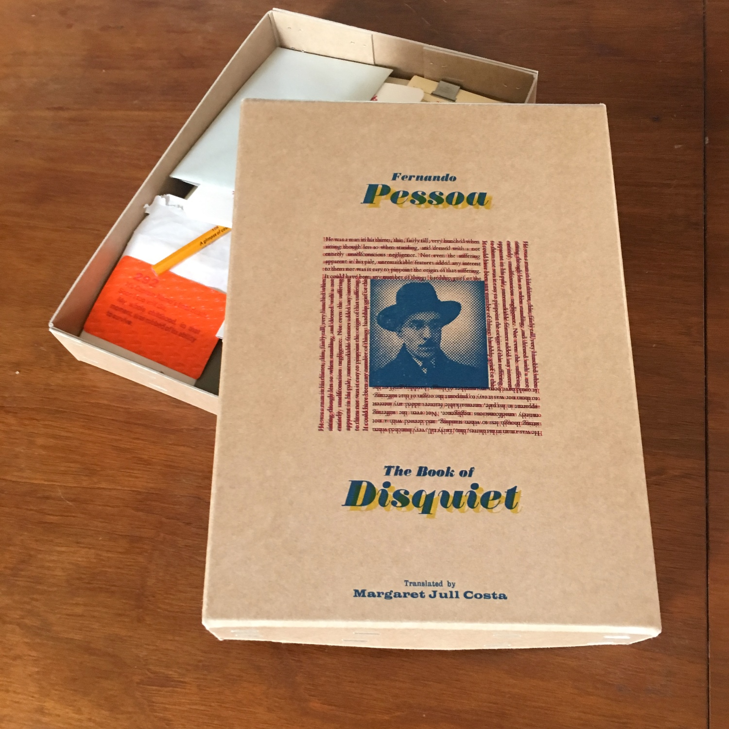 "Tim Hopkins – ""The Book of Disquiet"""