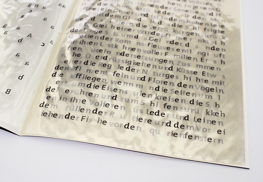 """Ines von Ketelhodt, """"Alpha Beta"""""""
