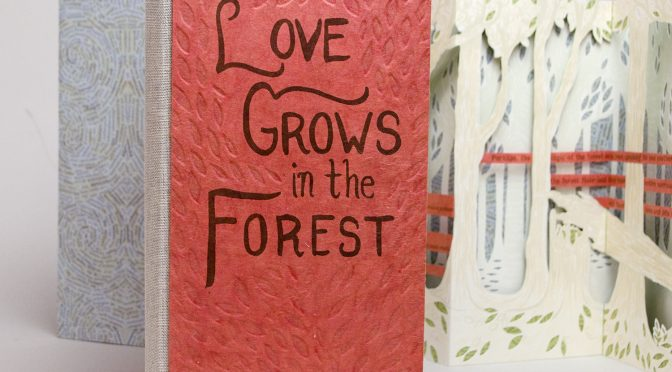 "Elizabeth Castaldo, ""Love Grows in the Forest"""
